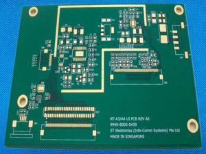 China 10 Layer High Tg PCB 1oz FR 4 4mil Prepreg High Layer Count PCB on sale