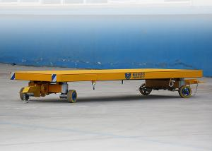 China Industrial Material Electric Handing Trackless Transfer Trailer-Non Motor Transfer Cart on sale