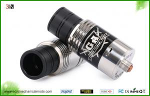 China Stainless Steel 23mm OD GA Atomizer 2 Layers Of AFC Rampage RDA Atomizer on sale