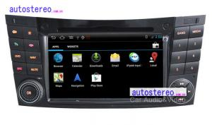 China Automobile Navigation System Android 4.0 Car Stereo and Sat Nav 4GB iNand Momery 1080P on sale