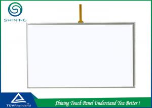 China Transparent 10.1 inch Industrial Touch Screen Resistance Film with ITO Layer on sale