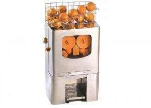 China 120w Commercial Orange Juicer Machine , Auto Orange Juice Making Machine on sale