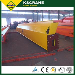 China High Performance 2ton Single Girder Roof Crane With Box Girder on sale