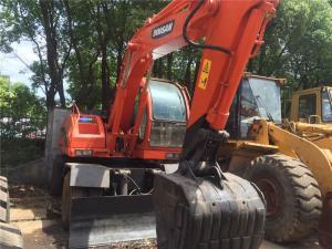 China Used Doosan 140 Excavator on sale