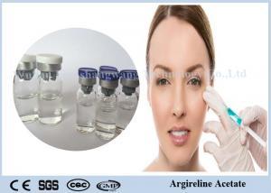 China Argireline Acetate Growth Hormone Releasing Peptide Anti Wrinkle Skin Firming Peptide 5mg/ml on sale