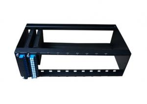 China 構成された配線のためのデータ センタ LAN/SAN MPO の光ファイバ ケーブルのパッチ盤 on sale
