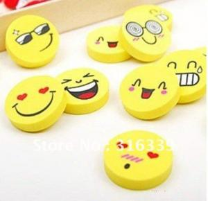 China pencil topper student erasers on sale