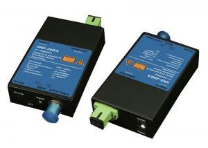 China High Sensibility APD Fiber Optic Transmitter Receiver 1310nm 1550nm For Digital TV on sale