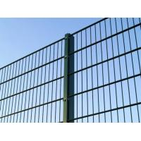 China Hot Dipped Galvanized Wire Mesh Portable Temporary Fencest 3D Curved Welded Wire Mesh Fence on sale
