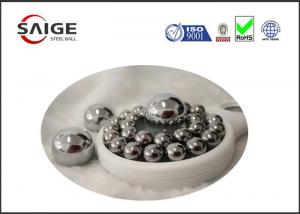 China DIN Standard 1.3505 Precision Steel Balls 5/32 Inch Diameter Grade 10 In Stock on sale