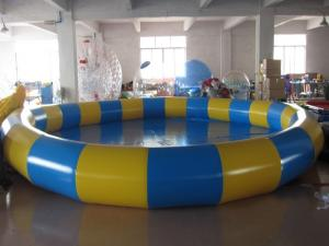 China Amusement gonflable pliable de piscine de jouet de l'eau, sports aquatiques gonflables on sale