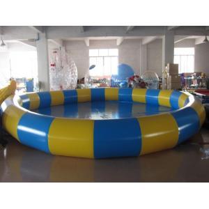 China Amusement gonflable pliable de piscine de jouet de l'eau, sports aquatiques gonflables on sale