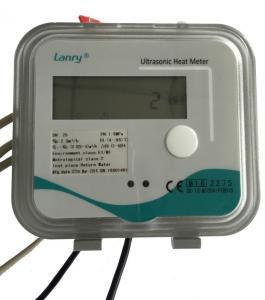 China High Accuracy Residential Ultrasonic Heat Meter Heat Flow Meter on sale