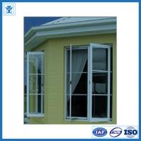Double Glass Outside Opening Aluminum Casement Window