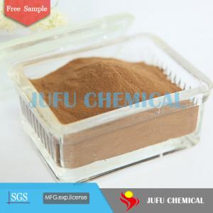 China pH 9-10 Yellow Color Lignin as Water-Reducing Additive Sodium Ligno Sulphonate on sale