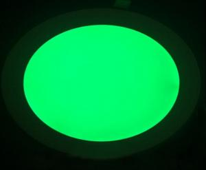 China Waterproof 18w RGB round led panel light for home , office , hospital on sale