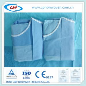 Quality Wholesaler wanted EO sterile disposable surgical laparotomy drape pack with CE for sale