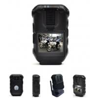 China Battery Operated Long Time Recoeding 720P HD Wide Angle Wearable Police Camera on sale