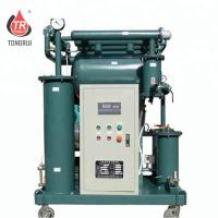ZJB Vacuum Transformer Oil purifier Mutual Inductor Oil Recycling Machine