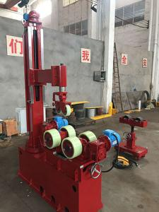 China Welding Chuck Clamps Pipe Welding Machine , Automatic Welding Automation Equipment  on sale