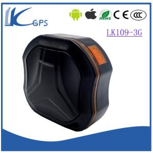 China Small 3g gps tracker Route display Locator keep security lk109-3g on sale