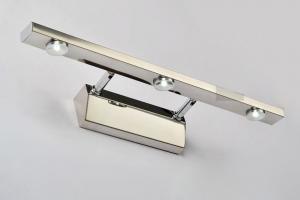 China 3x1W Stainless Steel LED Bathroom Light, LED Indoor Light on sale