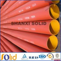 China DIN/EN877cast iron pipe for dirty water on sale