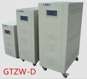 China 2 Phase Auto Voltage Regulator , 10 - 1600 KVA Electronic Voltage Stabilizer on sale