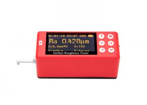 China High Sensitivity Surface Roughness Equipment , Micro USB Handheld Surface Roughness Tester MR200 on sale
