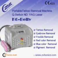 Mini Powerful Q-Switch Laser Tattoo Removal Machine With CE Certification