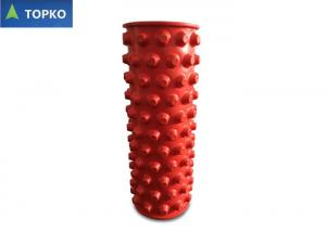 China Extra Long Hollow Foam Roller Massage For Soft Tissue / Sports Muscle Roller on sale
