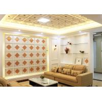 China Interior Decorative Ceiling Panels Artistic for Living Room , SGS Test on sale