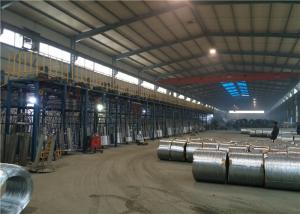 China Le zinc lourd flexible a enduit le fil galvanisé plongé chaud 3.15mm de fer pour la construction on sale