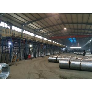 China Le zinc lourd flexible a enduit le fil galvanisé plongé chaud 3.15mm de fer pour la construction on sale