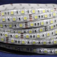 BEST SMD5050 led rgb light White Color Epoxy Waterproof IP65 DC24V Flexible LED Strip
