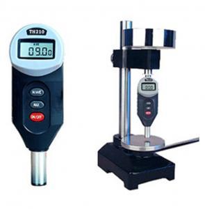 China Electronic Hardness Rubber Testing Equipment , Shore Hardness Tester on sale