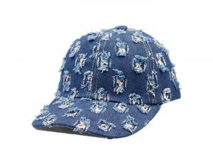 China Hole Popular Cool Baseball Caps For Guys Fashion Design 6 Panel Good Shape on sale