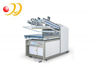 China Commercial Cylindrical Screen Printing Machines High Precision on sale