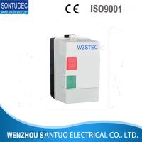 China White Electric Motor Magnetic Starter Light Weight IP429 / IP427 Protection on sale