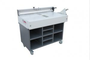 China SK950B Hard Cover Maker  on sale