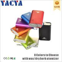 Blue / Orange Dry Herb 510 Electronic Cigarettes Vapormax V Steamed OEM