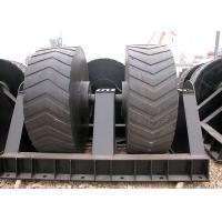 Heavy Duty Wheel Type Rubber Dock Fender Tire Dock Bumpers For Narrow Water Channels