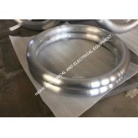 China Aluminium Shielding Grading Ring Overhead Line Protecting Fitting Restrain Aeolian Vibration on sale