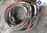 Cable Laid Grommet Heavy Duty Lifting Slings Endless Loop Lifting Eye