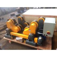 HGZ 5 Pipe Welding Rollers With Foot Pedal Control And Remote Hand Control Box