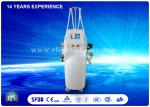 Ultrasonic Vertical Cavitation Slimming Machine For Skin Life / Body Shaping