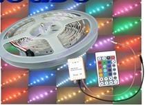 China 5050 SMD RGB LED strip light on sale