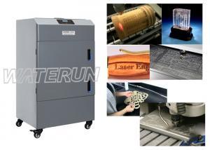 China 450W レーザーの発煙の抽出器、レーザーの彫版の集じんシステム on sale