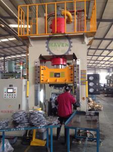 China Steel door hydraulic forming machine / automatic press machine on sale