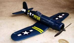 China 4CH F4U Corsair RTF Radio Control Electric RC Warbird Plane on sale
